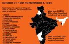 The Sikh Genocide of November 1984 – Not just Delhi