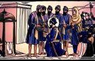 What actually happened on Vaisakhi 1699 when Guru Gobind Singh Ji initated Amrit at KeshgharSahib?